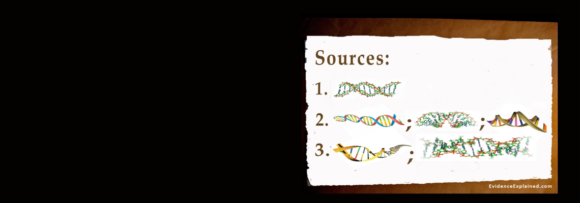 Citing DNA image